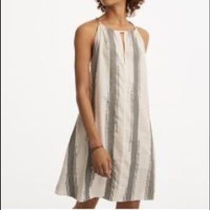 Lou & Grey highline swing dress L